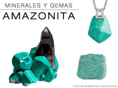 Minerales y Gemas - Amazonita | foro de minerales