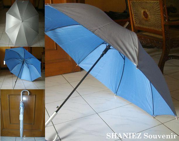 Payung Besar Polos Warna