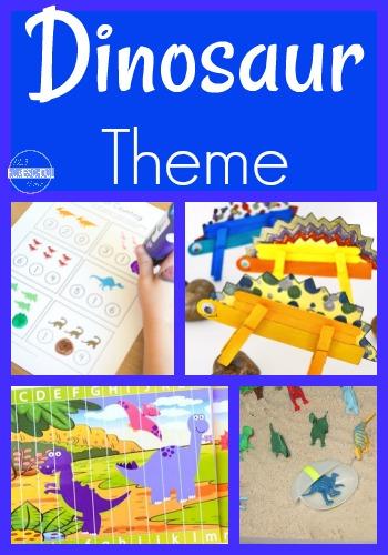 Dinosaur-theme-activities-preschool-kindergarten-first-grade-elementary