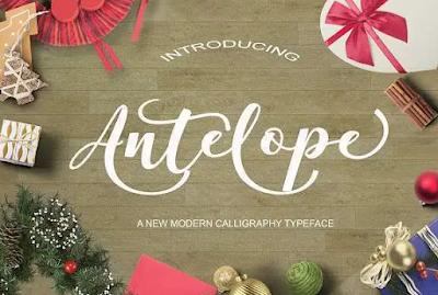 Little-Antelope-Font