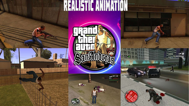 GTA San Andreas Animation Mod Pack Pc 2021