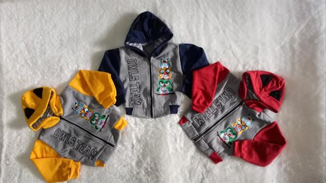 Tips Memilih Jaket bayi laki-laki