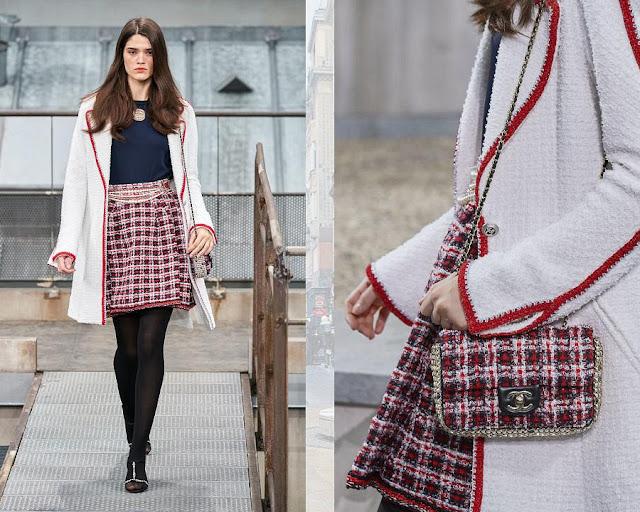 Chanel показ моды весна-лето 2020 7
