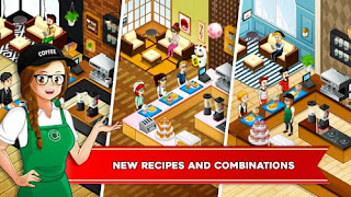 Cafe Panic: Cooking Restaurant Apk - Free Download Android Game