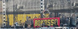 Actuación del trío noruego Bokassa.