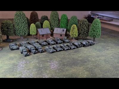 15mm Kursk Russian Reinforcements