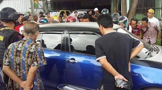 Mayat Pak Kades Ditemukan dalam Mobil, Tewas saat berhubungan Badan
