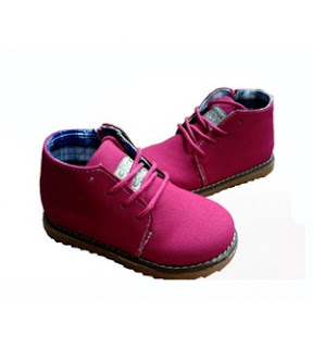 West Haven Side Zip Boots - Fuchsia