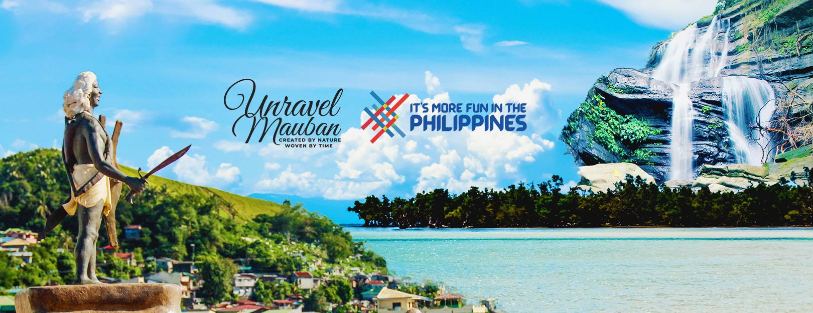 Mauban Quezon Travel and Tourism Poster
