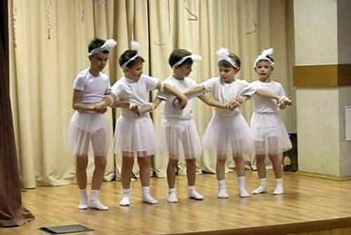 Ballerinos!