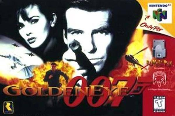 GoldenEye 007 1997