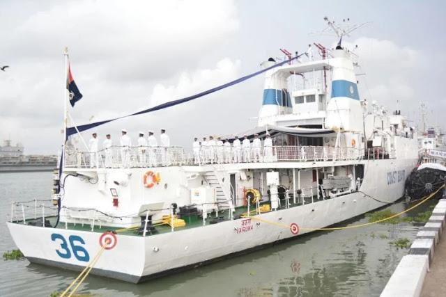Indian Coast Guard db admit card : परीक्षा के लिए एडमिट कार्ड जारी, डाउनलोड करें