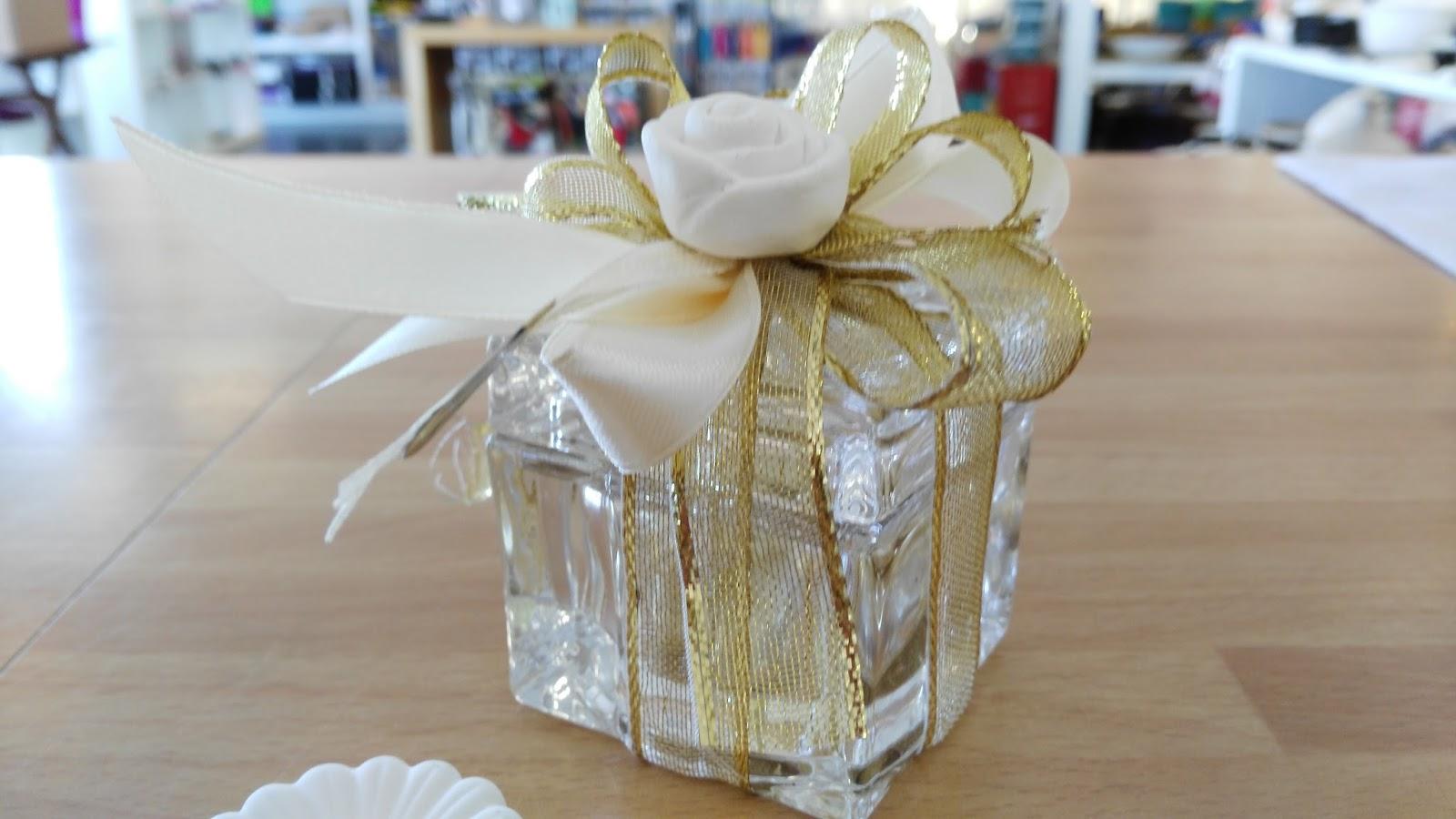 Eccezionale bombonierestefan: Delle belle Bomboniera per una Nozze d' Oro  UN19