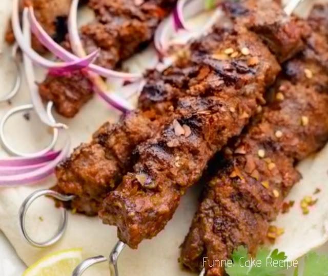 West African Beef Kabobs