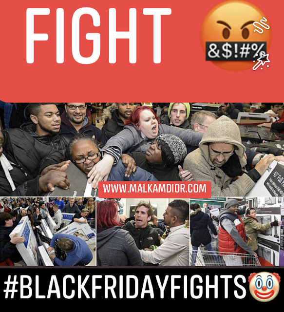 black friday fights 2019