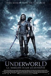Underworld 3: La Rebelión de los Licántropos (2009)