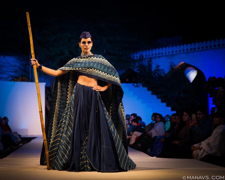 Rajasthan Heritage fashion Week deepti gujral Jaipur
