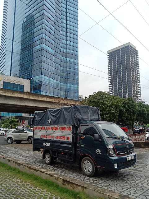 Dịch vụ chuyển dọn số một tại Hà Nội