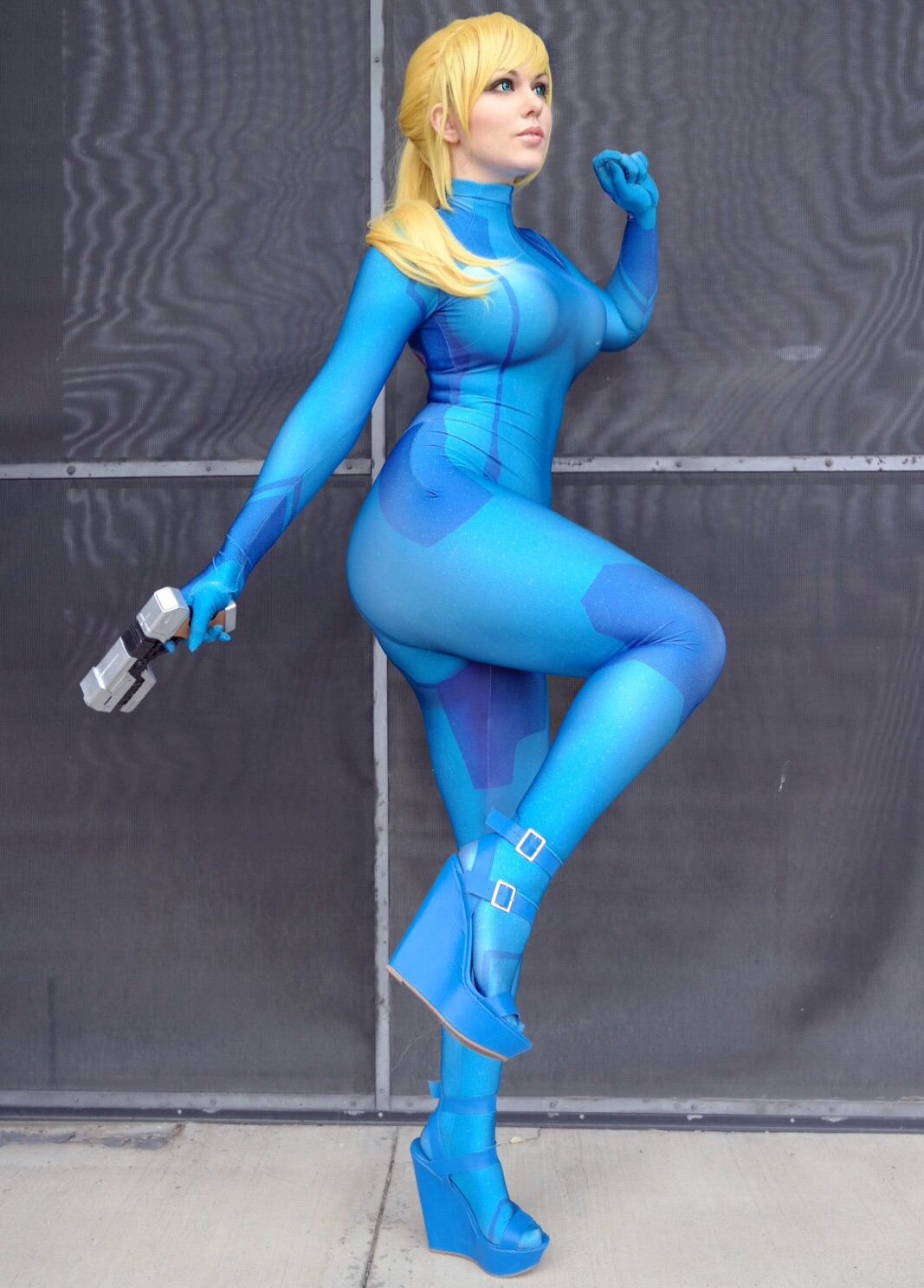 Cosplay Showcase Koneko Sensei S Zero Suit Samus