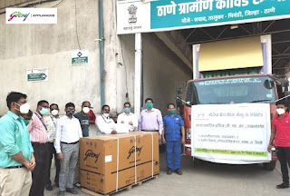godrej donates medical freezers for covid-19 vaccine safety,