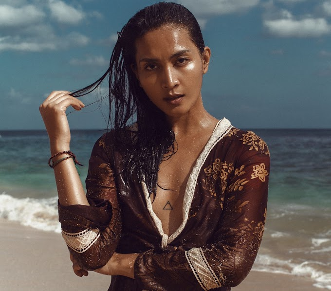 Advina Ratnaningsih - The Fashion Industry Should See the Beauty of Many Races That the World Has (Multiple Awards Winning Model)