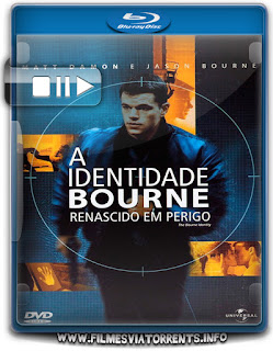 A Identidade Bourne Torrent - BluRay Rip 720p Dublado