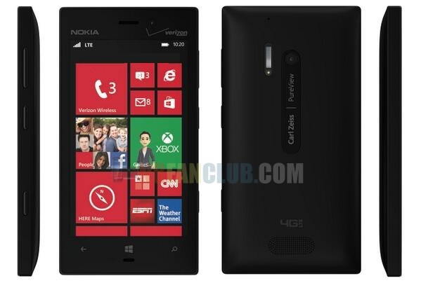 Nokia Lumia 928 - Verizon US Exclusive Smartphone