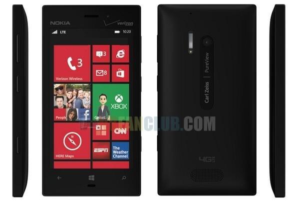 Nokia Lumia 928 - Verizon US Exclusive Smartphone