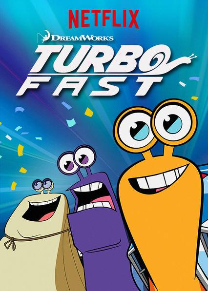 Turbo Fast Temporada 1 1080p Español Latino