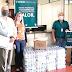 Sicoob Crediguaçu doa 1500 máscaras e 640 frascos de álcool em gel 70% para o Departamento de Saúde