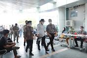 Walikota Tinjau Kesiapan RSUD Kota Mataram atasi Lonjakan COVID-19