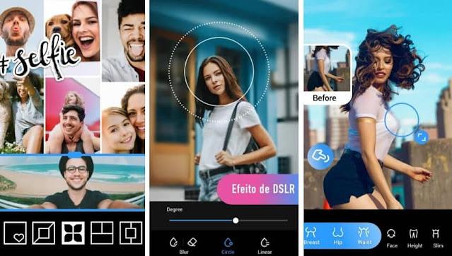 Polish, un completo editor de fotos y foto collage para Android e iOS
