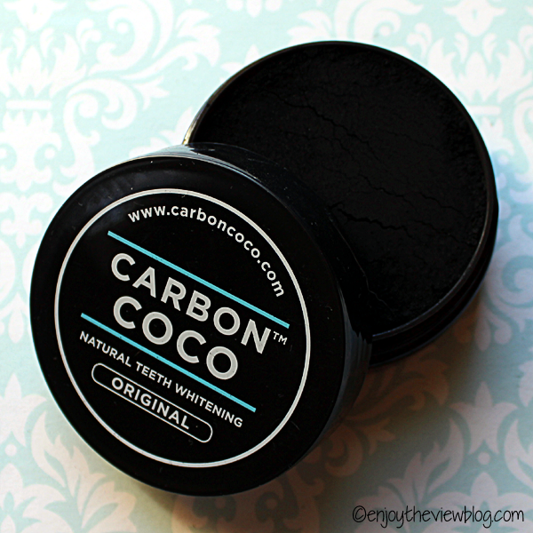 Carbon Coco Natural teeth Whitening powder