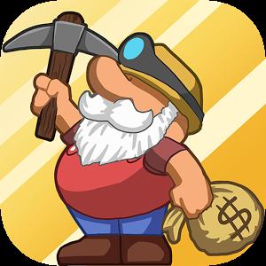 Gold Miner Evolution Mod Apk 1.5 Mod Money