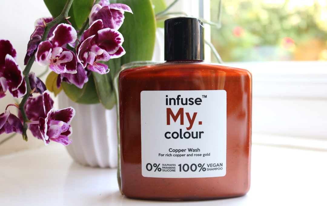 Infuse My Colour Copper Wash review