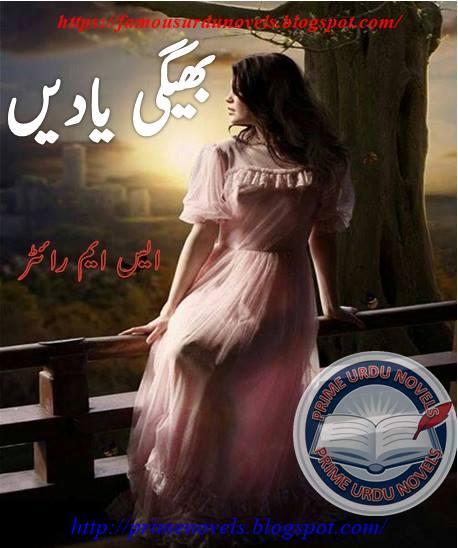 Bheegi yaden novel online reading by SM Writer Complete
