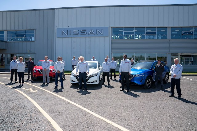 UK: MANUFACTURING: Nissan unveils substantial electric vehicle expansion plans in UK