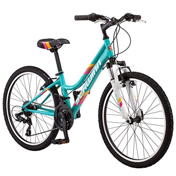 Schwinn High Timber Girl's Mountain Bike - 24 Wheels
