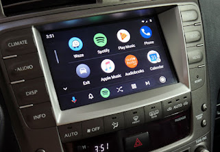 Android Auto Download for Lexus