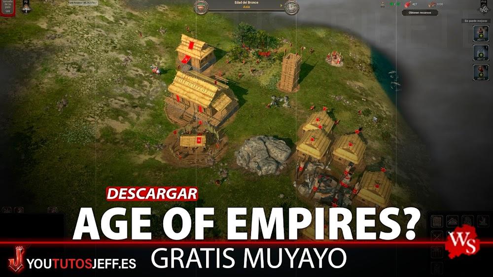 Age Of Empires Gratis? Descargar War Selection para PC