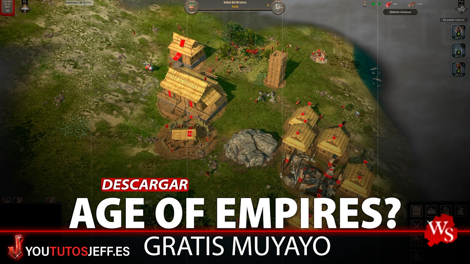 Age Of Empires Gratis? Descargar War Selection para PC