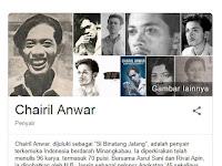 20 Fakta Menarik Tentang Chairil Anwar Seorang Penyair Indonesia