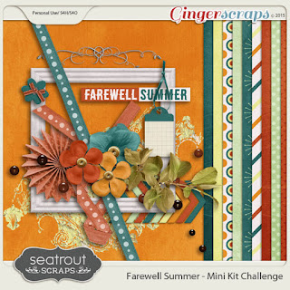 Farewell Summer by Seatrout Scraps