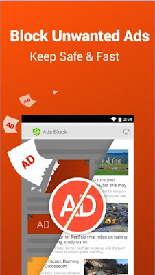 CM Browser APK for Android