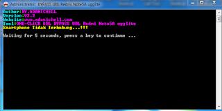 UBL Redmi Note5A ugglite