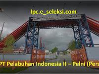 Rekrutmen Calon Pandu PT. Pelabuhan Indonesia II (Persero) sd  22 Desember 2017