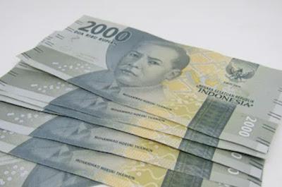 Pahlawan Pada Uang Rp. 2000 Keluaran 2000 dan 2016
