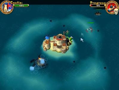 تحميل لعبه حرب القراصنة Pirates للكمبيوتر برابط مباشر