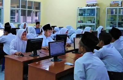 Contoh Soal Menyimpulkan Sebab/Akibat Konflik - UNBK SMP 2020