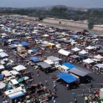 Long Beach Antique Flea Market And Swap Meet